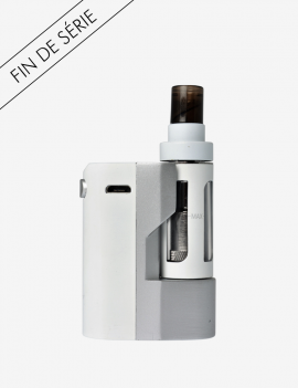 Vapoteuse Nhoss Mod Box XS white silver