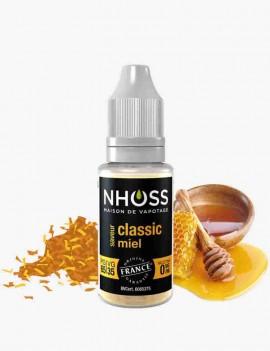 E-liquide classic miel