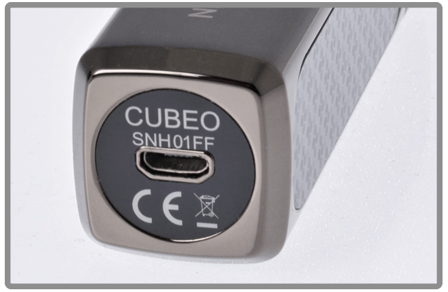 Port micro-usb CUBEO