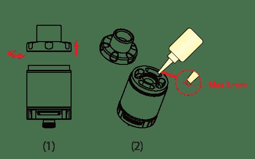 Nhoss mambo remplissage du réservoir