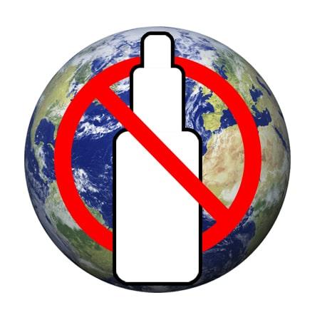 interdiction de vapoter dans le monde