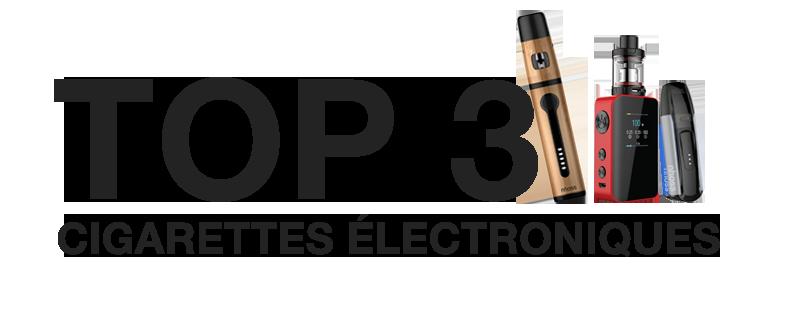 top cigarette électronique