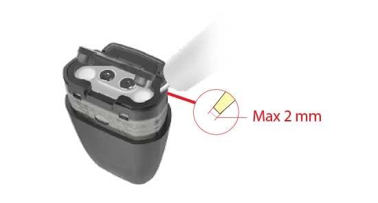 comment remplir le pod pocket