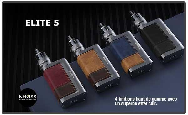 cigarette électronique ELITE 5