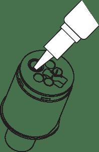 remplissage e-liquide gopod